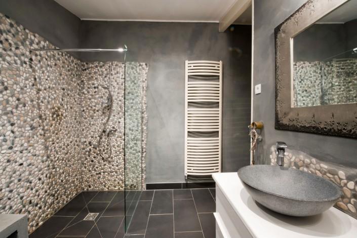 Loft rénové - Salle d'eau