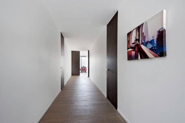 Maison d'architecte - Couloir