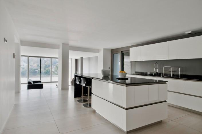 Maison d'architecte - Cuisine